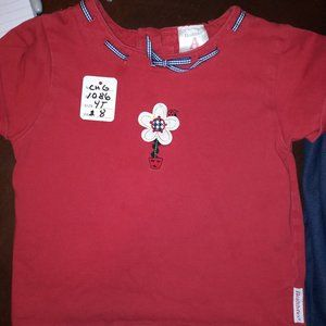 healthtex Matching Sets - Girls Tee and Jeans outfit